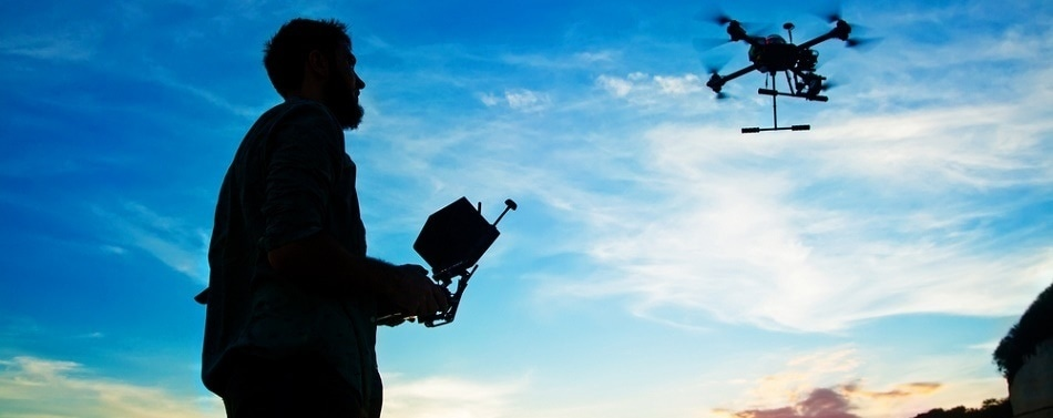 Drones for Conservation Applications