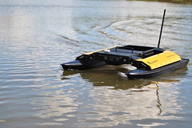 Kingfisher Unmanned Surface Vessel (USV) – waterproof autonomous robot.