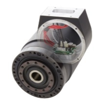 Integrated Robot Joint with Everest Series Servo Drive
