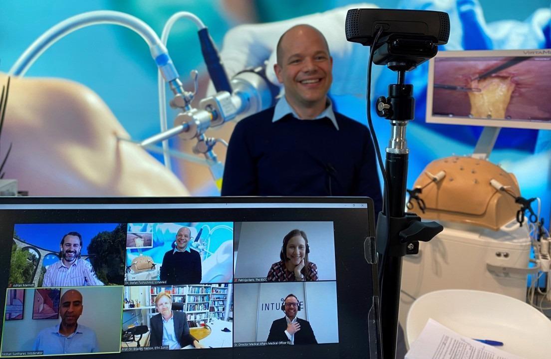 Robotic Healthcare: Integrating Robotics into Surgery.