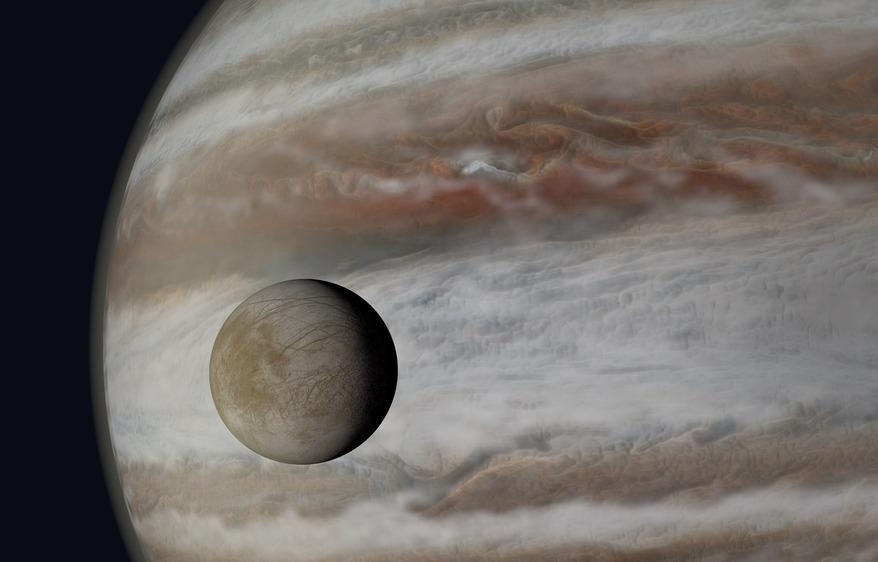 Icy moon of Jupiter, Europa