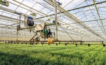 Reducing Water Waste with Robotic Irrigation