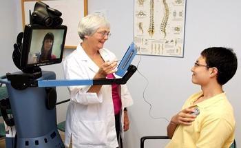 Robotic Telementors for Nurses
