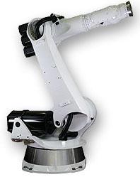 KR 180-2 CR Atmospheric Robotics from KUKA Roboter GmbH.