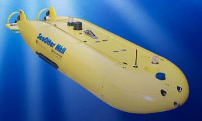 Unmanned Underwater Vehicles from ATLAS MARIDAN