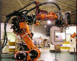 Spot Welding Robots from Nachi Robotic Systems Inc
