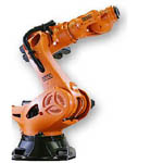 KR 1000 TITAN from KUKA Robotics Corp.