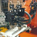 Material Handling from Wolf Robotics LLC.