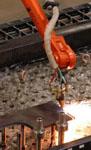 Cutting Application Robots from Wolf Robotics