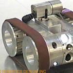 ANATROLLER™ ARI-100 Duct Cleaner from RoboticsDesign.