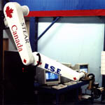 STM System STEAR Test Bed Manipulator System from International Submarine Engineering Limited