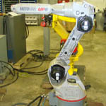 Motoman UP-6 XRC Material Handling Robot from Industrial Robot Supply, Inc.