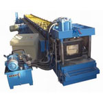 Z-SHAPED PURLINE FORMING MACHINE from Shanghai Metal Forming Machine Co., Ltd.