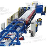 Steel Structure Floor Roll Forming Machines from XinXiang TianFeng Machinery Manufacture Co., Ltd.