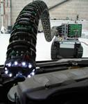 Snake-arm  Surveillance Robotics from OC Robotics