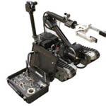 MINDER-EOD Surveillance Robotics from Fusions Group.
