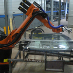 KCS 780 Measuring robot from KINE Robot Solutions Oy.
