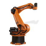 KR 300 PA Palletizing Robot from KUKA Robotics (India) Private Limited