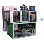 Fully Automatic '0.2 mm' Hole Inspection Machine from Prash Machines