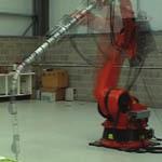 Snake-arm Bomb Disposal Robot from OC Robotics