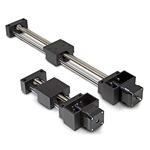 eTrack Linear Stages from Newmark Systems Incorporated