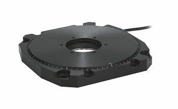 Precision Rotary Positioner Featuring Low Profile and High Speed Piezo-Motor -U-651 from PI