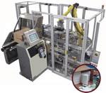 V 30 Vertical Robotic Case Packer from ESS Technologies, Inc.