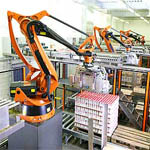KR 180 PA Palletizing Robots from KUKA Robotics (India) Private Limited