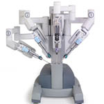 da Vinci® Surgical System Robotics from Intuitive Surgical, Inc.