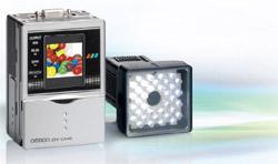 ZFV-C Color Smart Sensor from Omron