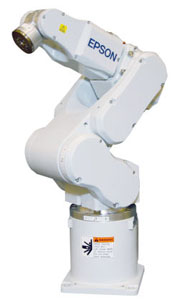 C3 Compact 6-Axis Robots from EPSON Robots