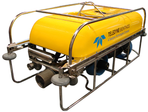 Stingray Remote Operated Vehicles from Teledyne Benthos