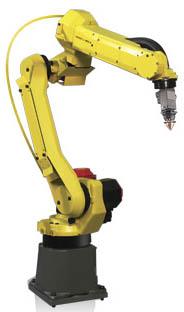 Fiber Laser Cutting Robotics from Laser Photonics