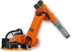 KR 30-4 KS-F Industrial Robot from KUKA Robotics Corp.