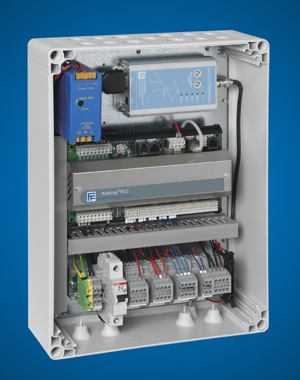 AutoLog® RTU Remote Terminal Unit  from FF-Automation Oy.