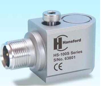 HS-100S Series Vibration Sensors from Hansford Sensors