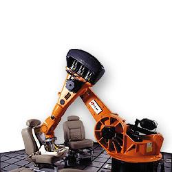 Occubot Measurement Robotics from KUKA Roboter GmbH.