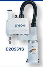 E2C251 SCARA Robots from Epson Robot