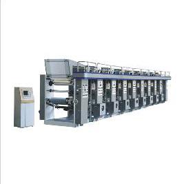 Automatic Register Gravure Printing Machine from RUIAN HERO MACHINE FACTORY