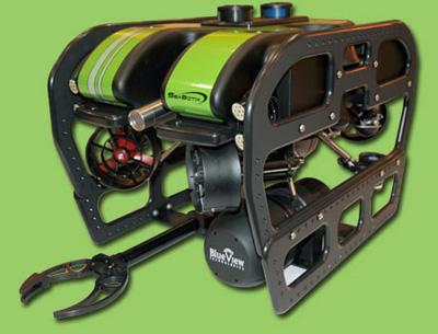 SeaBotix vLBV300 Remote Operated Vehicles from SeaBotix, Inc.