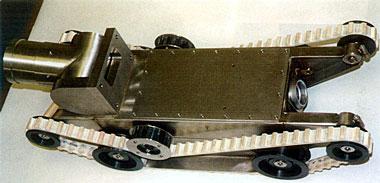 Wheeled Vehicle from Top Flight Tasking Ltd (TFT)