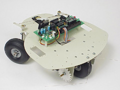 Mobile Robot from Arrick Robotics