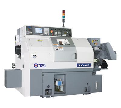 TL-42 CNC Lathe Machine from Tsunglin Machinery Technical Co., Ltd .