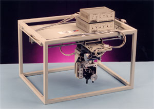 3-Axis Robotic Workcell from Arrick Robotics