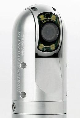 Spectrum 45 Pan and Tilt Camera from Inuktun Services Ltd.