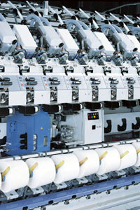 VORTEX Spinning Machine from Murata Machinery , Ltd.