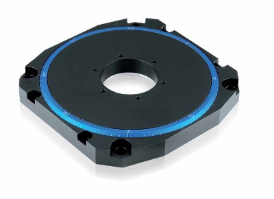 Precision Rotary Positioner Featuring Low Profile and High Speed Piezo-Motor - M-660 from PI