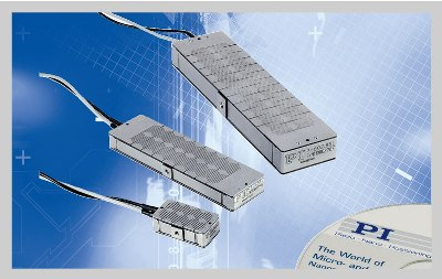 Precision Flexure Positioners, Driven by Piezo Stack Actuator Modules – P-602 from PI