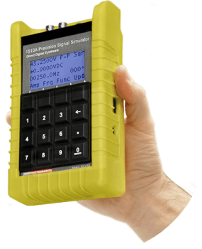 Testing and Calibrating Signal Conditioning Systems with the Portable Signal Generator