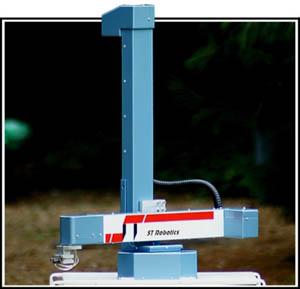 R19E (Athena Mk5) 4-Axis Robot Arm from ST Robotics